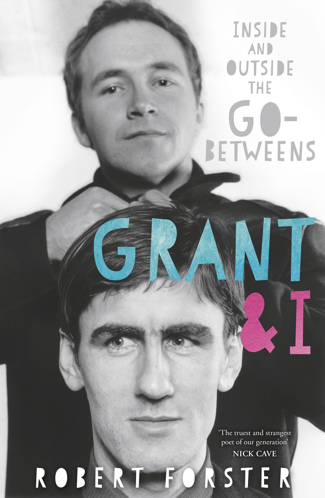 Grant And I book cover 2016